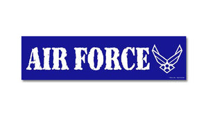 Air Force bumper magnet