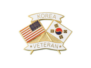 Korea Veteran lapel pin