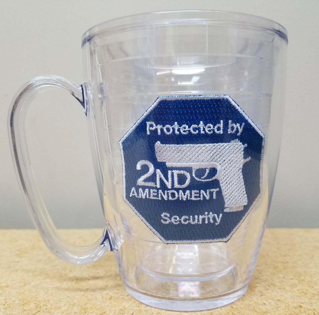 Second Amendment Tervis mug