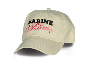 Marine Mom hat