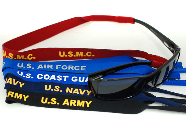 Military eyeglass catchers
