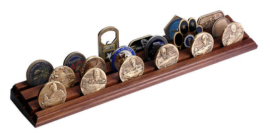 Small Coin Rack - 3 rows