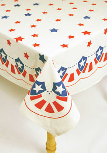 Vintage Liberty tablecloth