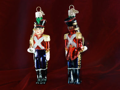 Toy Soldier ornament