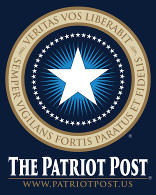The Patriot Post sticker