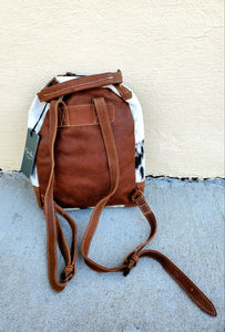 Compact Hairon Backpack Bag