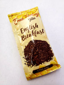 True Honey English Breakfast Tea