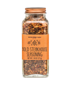 Pepper Creek Farms Bold Steak Seasoning