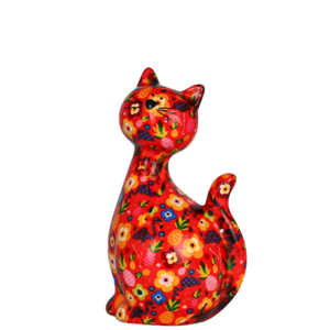 Carmel Cat Medium Money Box