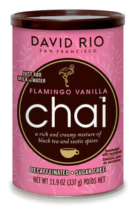 David Rio Flamingo Vanilla Chai Mix