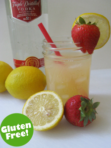 TRC Strawberry Lemonade Mix