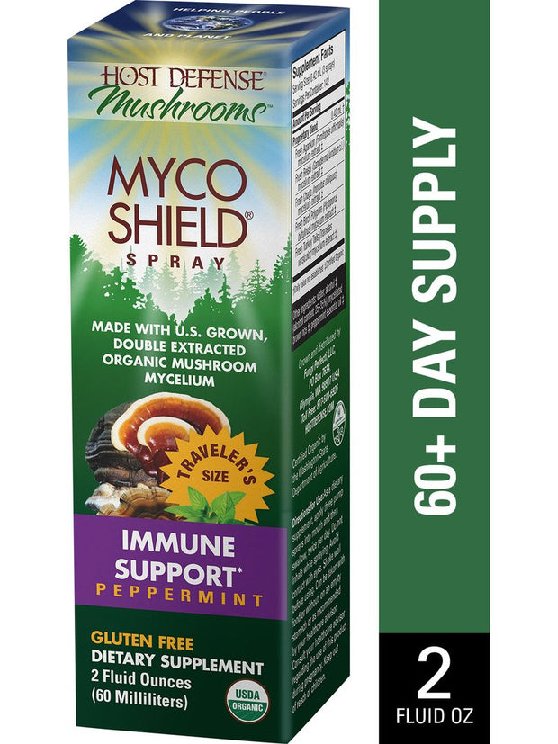 MycoShield® Peppermint Spray