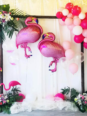 Flamingo Balloon 1pc - The Flamingo Shop