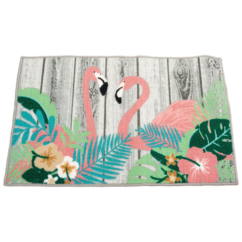 Flamingo Doormat - The Flamingo Shop
