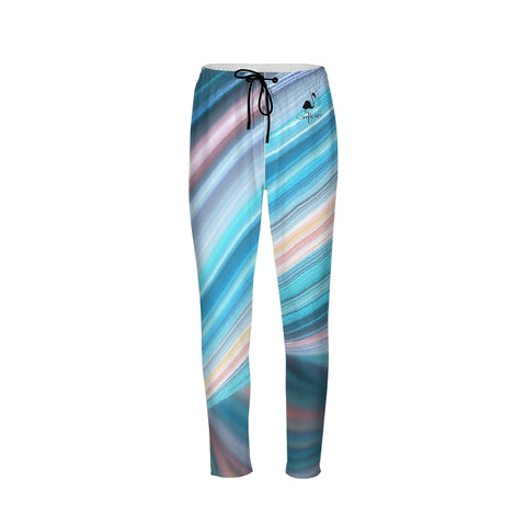 Flamingo Life Rainbow Swirl   Men's Joggers - The Flamingo Shop