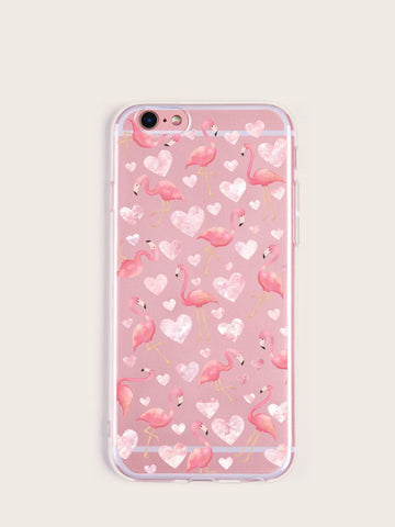 Pink Flamingo iPhone Case - The Flamingo Shop