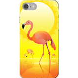 Flamingos in the Sun Phone Cases - The Flamingo Shop