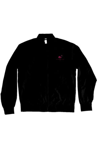 Flamingo Life Light Weight Bomber Jacket - The Flamingo Shop