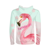 Flamingo Life FLAMINGO FUN Kids Hoodie - The Flamingo Shop