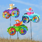 25 in. Car Spinner - Flamingo - The Flamingo Shop