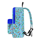 Tropical Birds Backpack - The Flamingo Shop