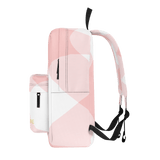 Flamingo Life Pink Plaid Back Pack - The Flamingo Shop
