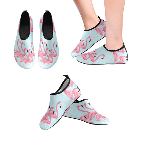 Womens Flamingo Aqua Shoes - Multiple Styles - The Flamingo Shop