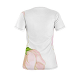 Flamingo Life Tropical Flamingo Womens T-Shirt