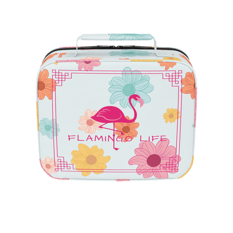 Flamingo Life Fun Flower Lunch Box - The Flamingo Shop