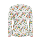 Flamingo Life Tropical Long Sleeve - The Flamingo Shop