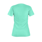 Flamingo Life Mint Green Tee - The Flamingo Shop