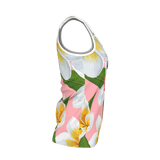 Flamingo Life Plumeria Tank - The Flamingo Shop