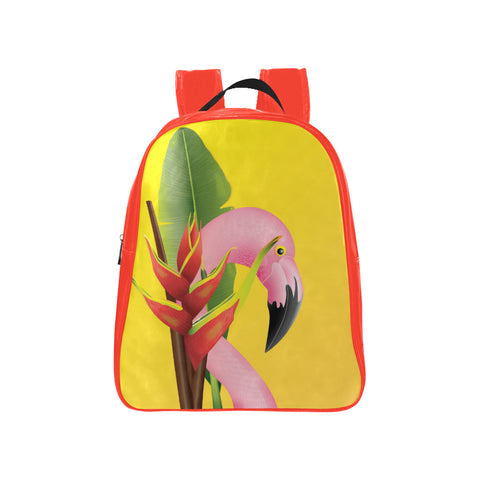 Flamingo Childs Backpack - The Flamingo Shop