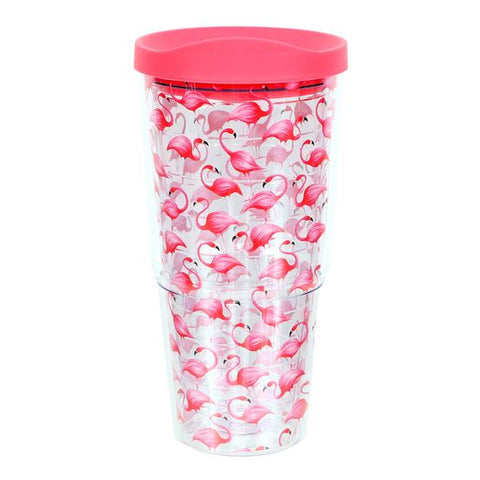 Flamingo Tumbler - The Flamingo Shop
