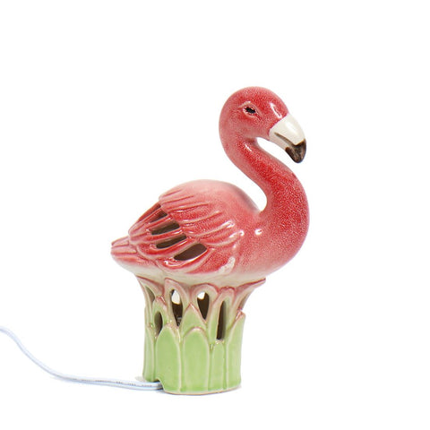 Flamingo Plug In Lamp - The Flamingo Shop