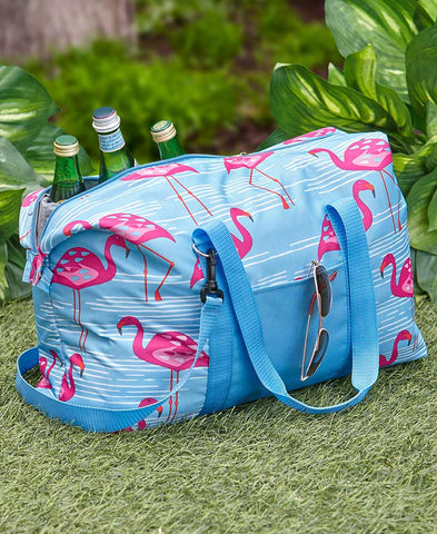 Flamingo Oversized Insulated Cooler Bag - The Flamingo Shop