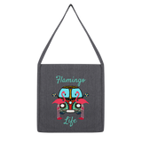 Flamingo Life Classic Tote Bag - Multiple Styles - The Flamingo Shop