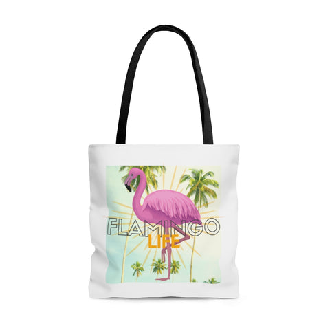 Flamingo Life Tote Bag - The Flamingo Shop