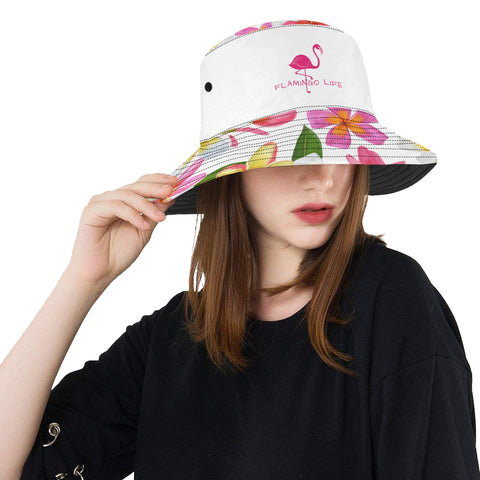 Flamingo Life Bucket Hats - The Flamingo Shop