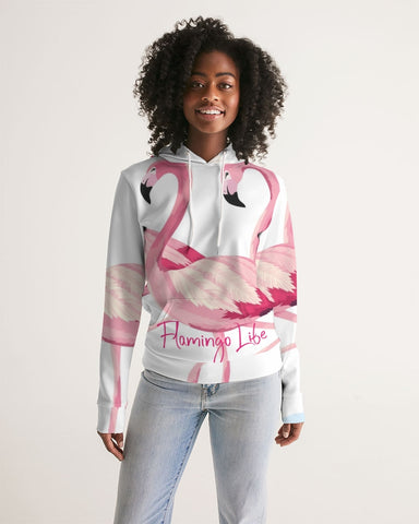 Flamingo Life Women's Hoodie - The Flamingo Shop