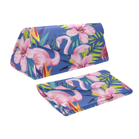 Foldable Flamingo Eyeglass Case - The Flamingo Shop