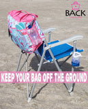 Flamingo Back Chair Bag - Fits over your chair! - The Flamingo Shop
