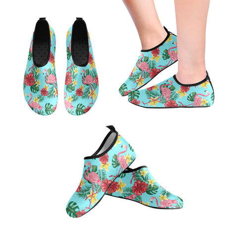 Womens Flamingo Aqua Shoes - Multiple Styles