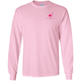 Real Men Wear Pink and Love Flamingos - Up to 4XL - The Flamingo Shop
