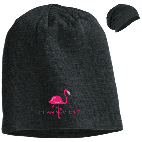 DT618 District Slouch Beanie - The Flamingo Shop
