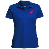 Flamingo Life Women's Micropique Shirt- in 10 Colors - The Flamingo Shop
