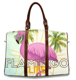 Flamingo Life Travel Bag - The Flamingo Shop