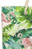 Flamingo Tropics Tote Bag - The Flamingo Shop