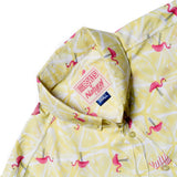 Naturdays Flamingos – KUNUFLEX Short Sleeve Shirt - The Flamingo Shop