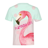 Flamingo Life FLAMINGO FUN Kids Tee - The Flamingo Shop